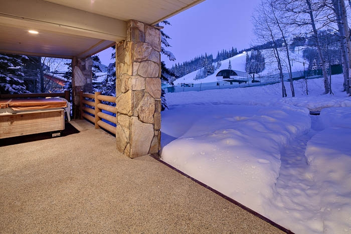 Ski in ski out Mont Cervin