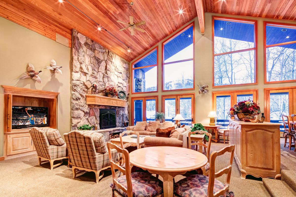 Park City Vacation Rental in Silver Lake Village Deer Valley